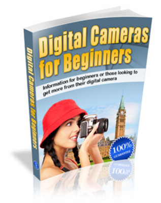 Product picture Digital Camera For Beginners-Guide For Beginners