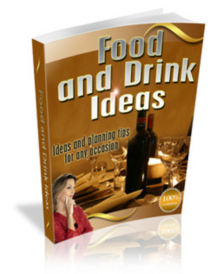 Product picture Good Food and Drink Ideas-Great Christmas and dinner parties