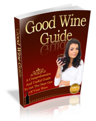Product picture Good Wine Guide-wine tasting,wine critic