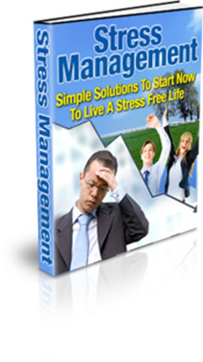 Product picture Stress Management-Become stress free